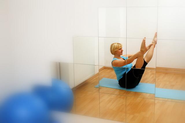 Początki fitness