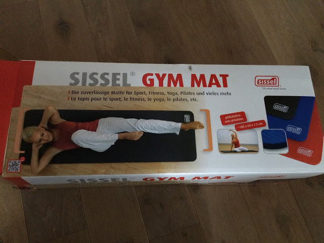 Mata fitness firmy Sissel