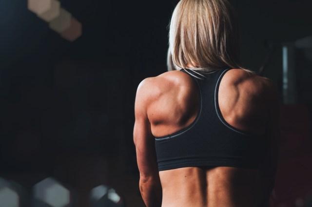 Trening na mięśnie pleców