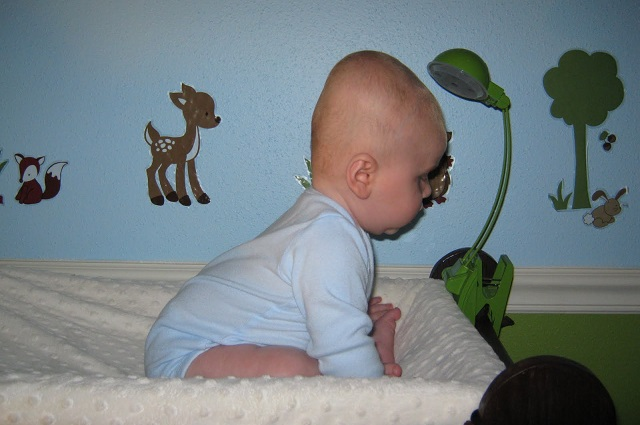 Brachycefalia – deformacja czaszki u niemowląt