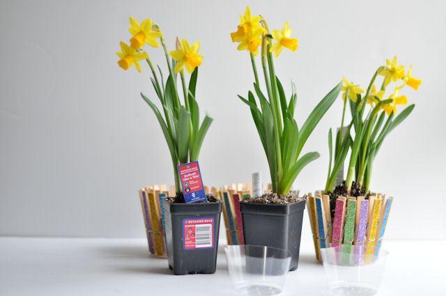 Modne doniczki plastikowe na kwiaty