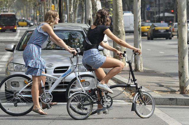 Zamiana auta na rower – dla zdrowia!