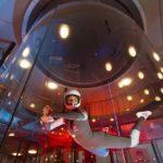 Loty w tunelu aerodynamicznym we Wrocławiu – poczuj adrenalinę!