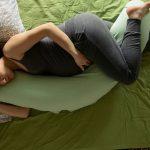 Czy poduszki ciążowe pomagają na ból pleców?